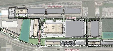 For Lease | Port Crossing Commerce Center Building C4 - Baytown