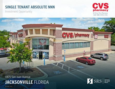 Jacksonville, FL - CVS (San Juan Ave) - Jacksonville