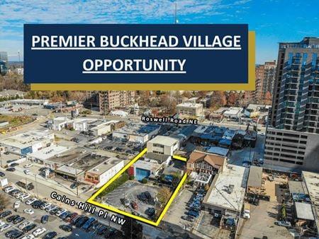 Premier Buckhead Village Opportunity | 2 Buildings | 0.436  acres - Atlanta