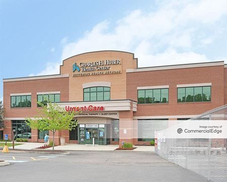Charles H. Huber Health Center - Huber Heights