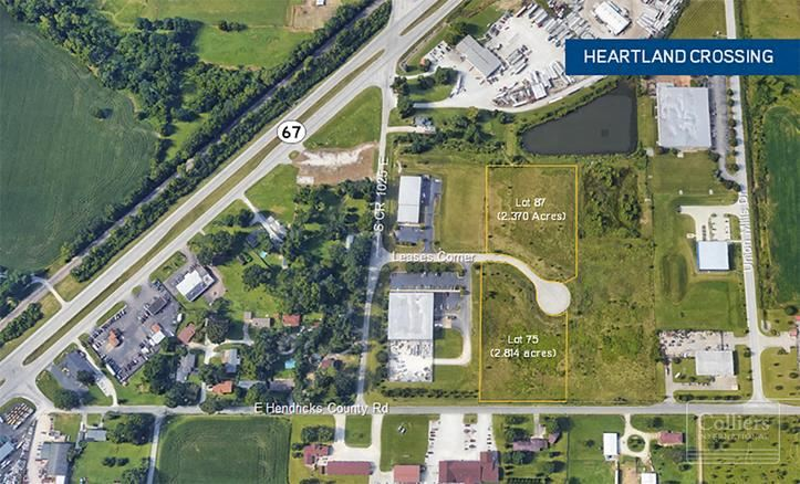 Heartland Crossing — Land available for Build-to-Suit