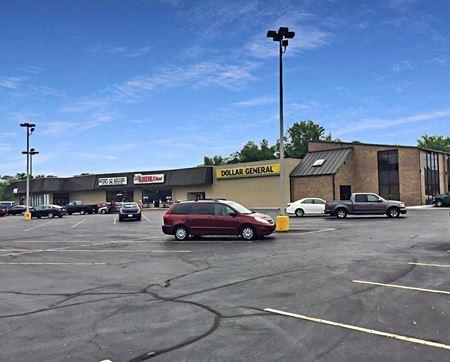 Village Green Shopping Center - Evansville
