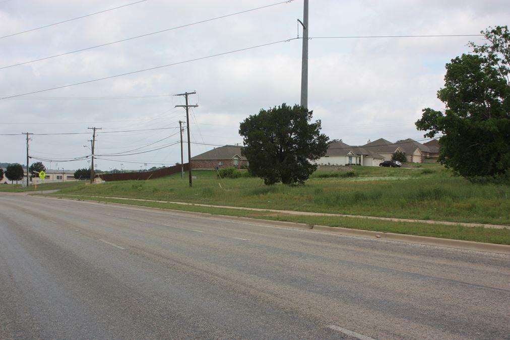 Development Land in Harker Heights