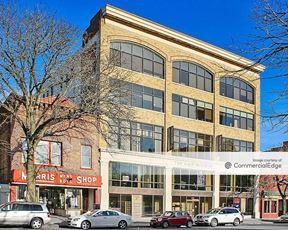 The Hauf Building - Albany