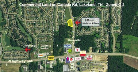 Canada RD corner lot - Lakeland
