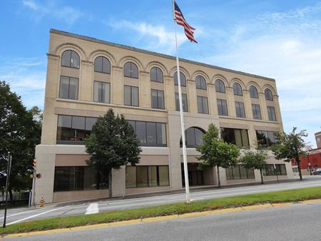 Class A Office Space - Peck Building - Lewiston