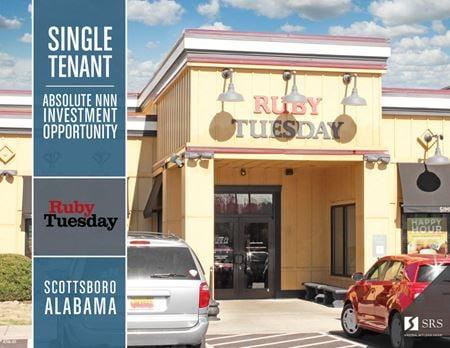 Scottsboro, AL - Ruby Tuesday - Scottsboro