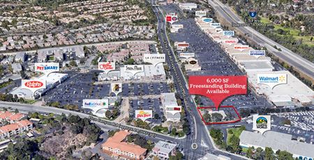 Freestanding Building Available - Valencia