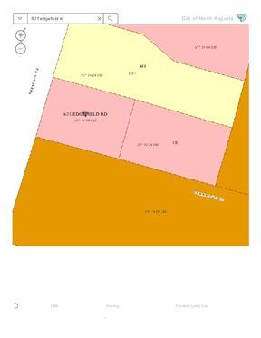621 Edgefield Road - North Augusta