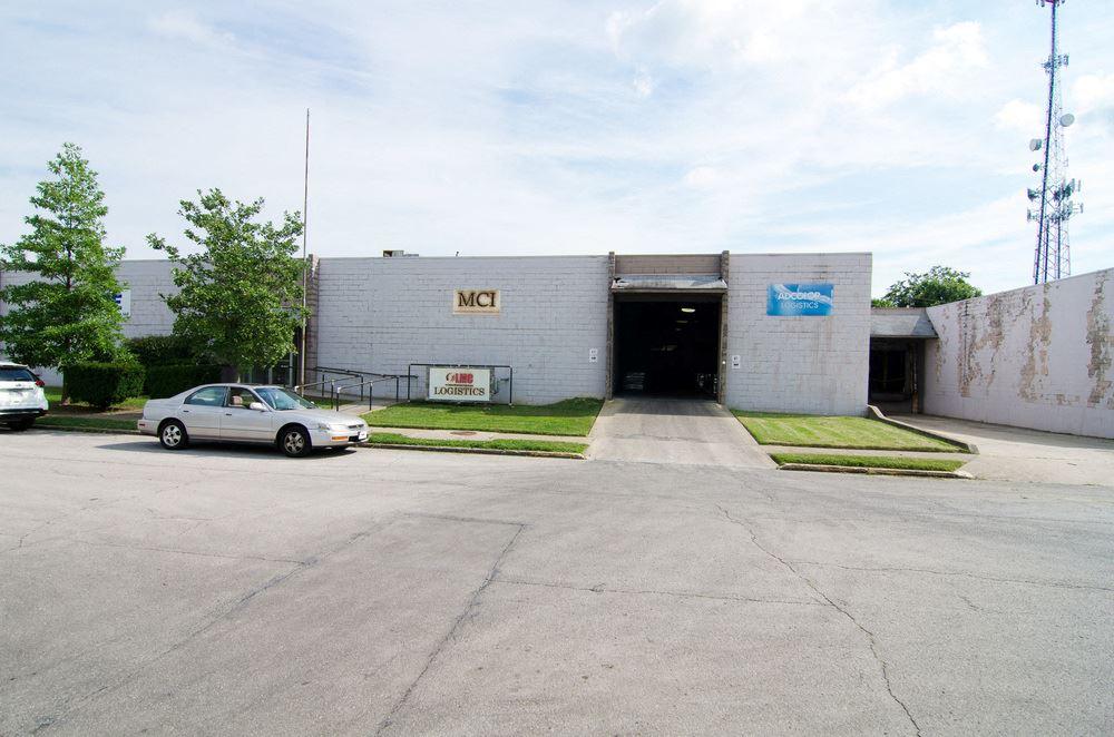 Freestanding Industrial Building