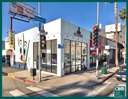 5900-5910 W Sunset Blvd - Los Angeles
