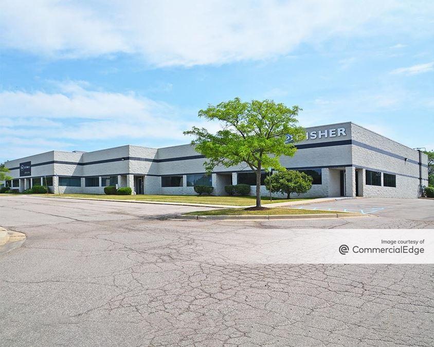 Ann Arbor Commerce Park - 4370 Varsity Drive