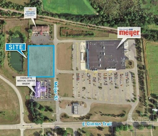 Acres of Vacant Land - Meijer Drive