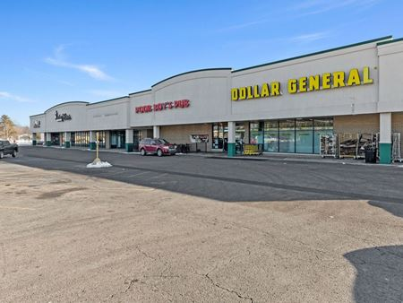 Douglas Commons Shopping Center - Montgomery