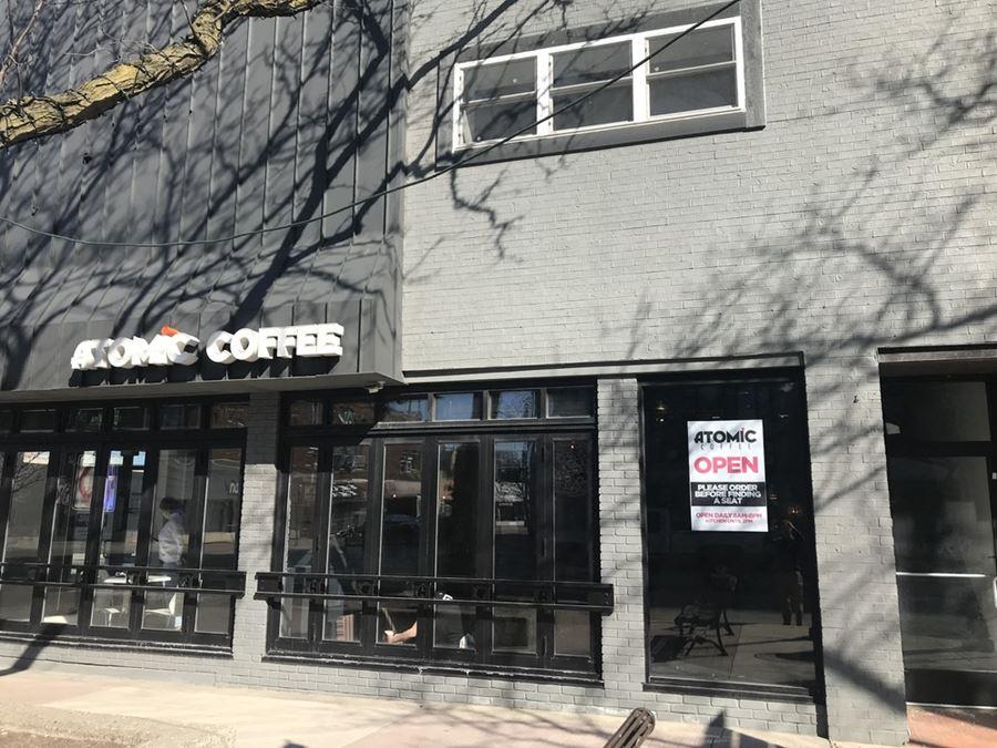 Atomic Coffee Building