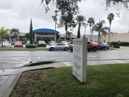 INCOME PROPERTY ACROSS FROM ADVENTHEALTH ENTRANCE - New Smyrna Beach
