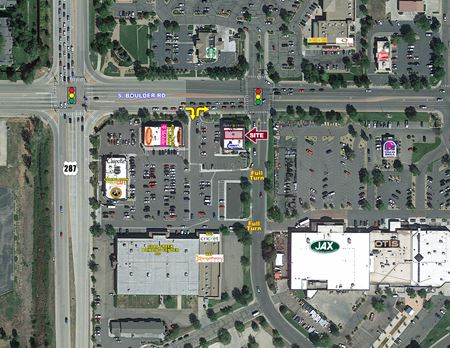 Lafayette Crossing – Prime Retail Space Available - Lafayette