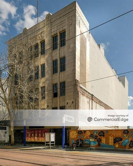 The Kress Building - Sacramento