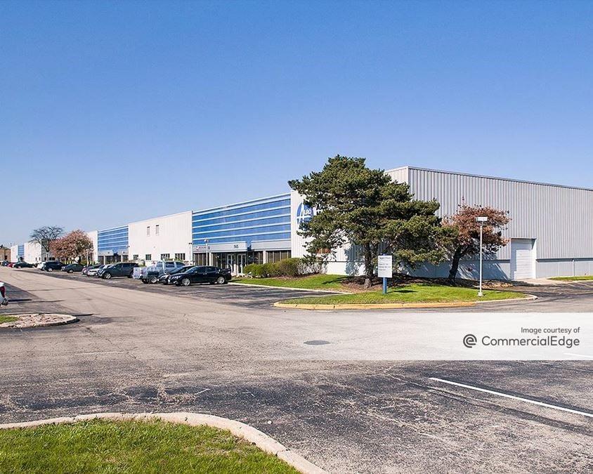 Regent Industrial Center