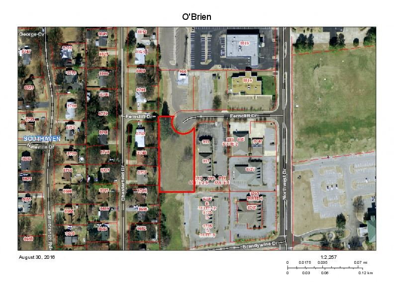 Potential Office Lot