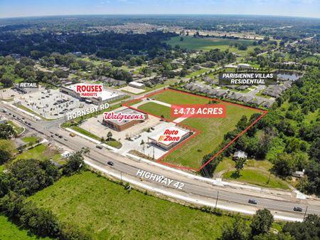Development Tract Adjacent to Rouses Market in Prairieville - Prairieville