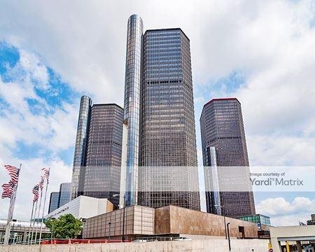 GM Renaissance Center - Tower 100 - Detroit
