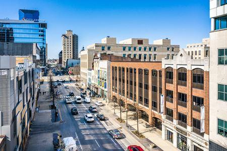 The Lion Building | Downtown Lexington Office - Lexington