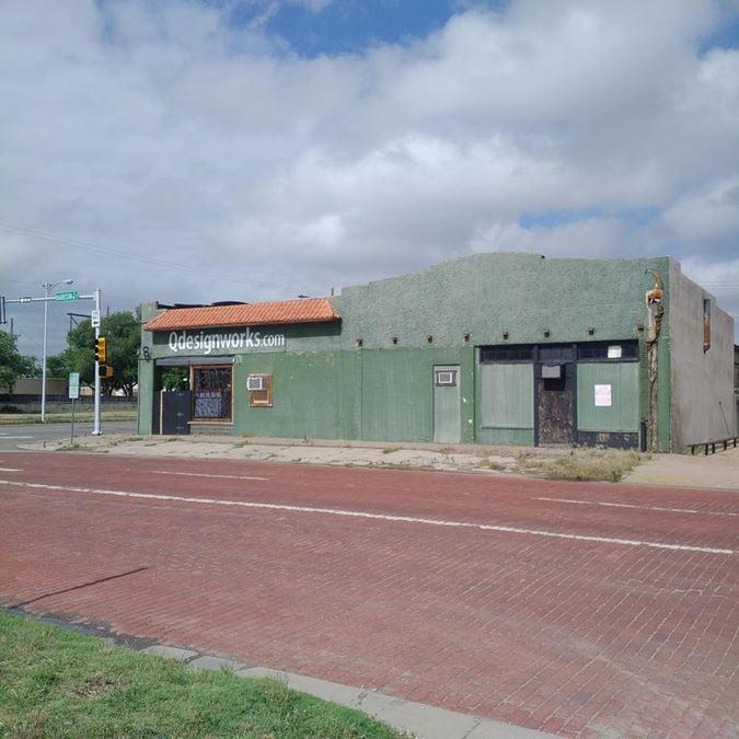 Downtown Amarillo - Opportunity Zone Redevelopment