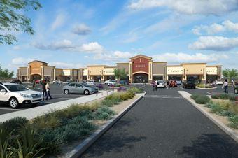 Retail Pad and Strip Center Development