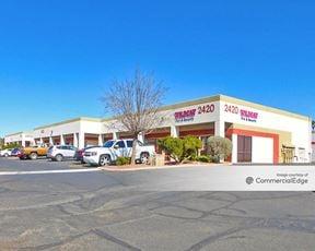 Ruthrauff Commerce Center - Tucson