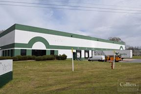 For Sale & Lease: 5800 Lindsey Rd - Little Rock