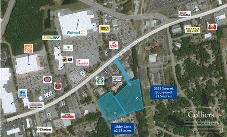 ±7.18 Acres of Land for Sale in Lexington, SC - Lexington