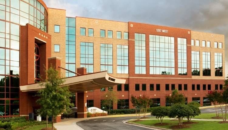 Piedmont Fayette Hospital Campus - Building 1267 West