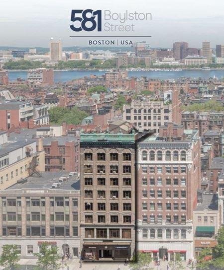 581 Boylston Street - Boston