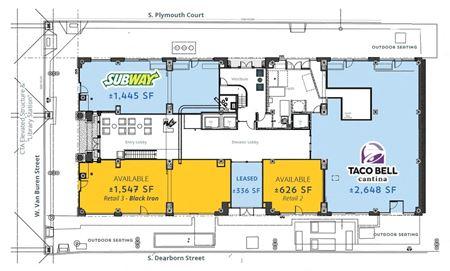 Chicago Loop Ground Floor Retail - Chicago