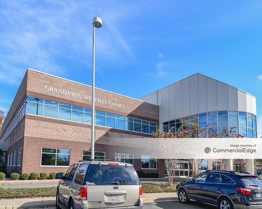 Alamance Regional - Grandview Specialty Clinics