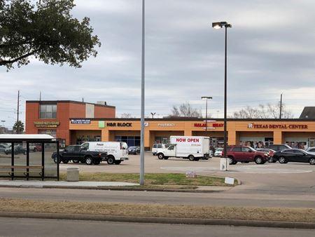 9801 Bissonnet Street - Houston