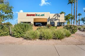 Great Location in Regional Trade Area - Mesa