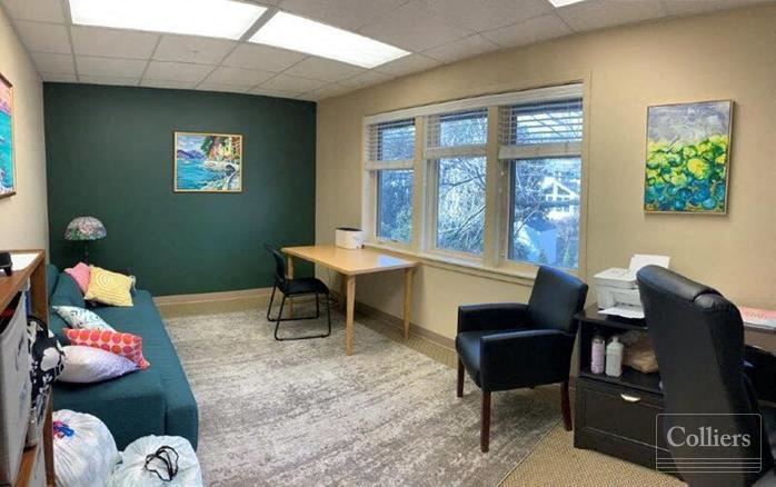 Light Filled Office Space