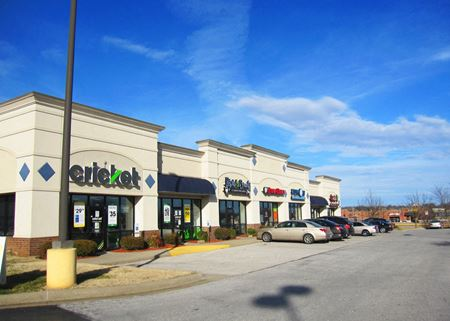 Kansas Plaza Retail Space for Lease - Springfield