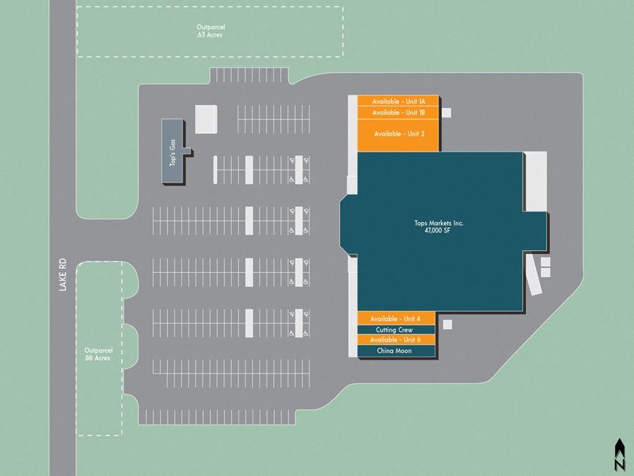 Tops Plaza-Hamlin