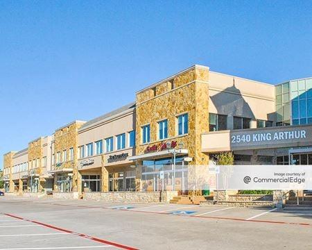 Castle Hills Village Shops - Phases II & III - Lewisville