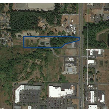 7.43 acres of land in Graham, WA - Graham