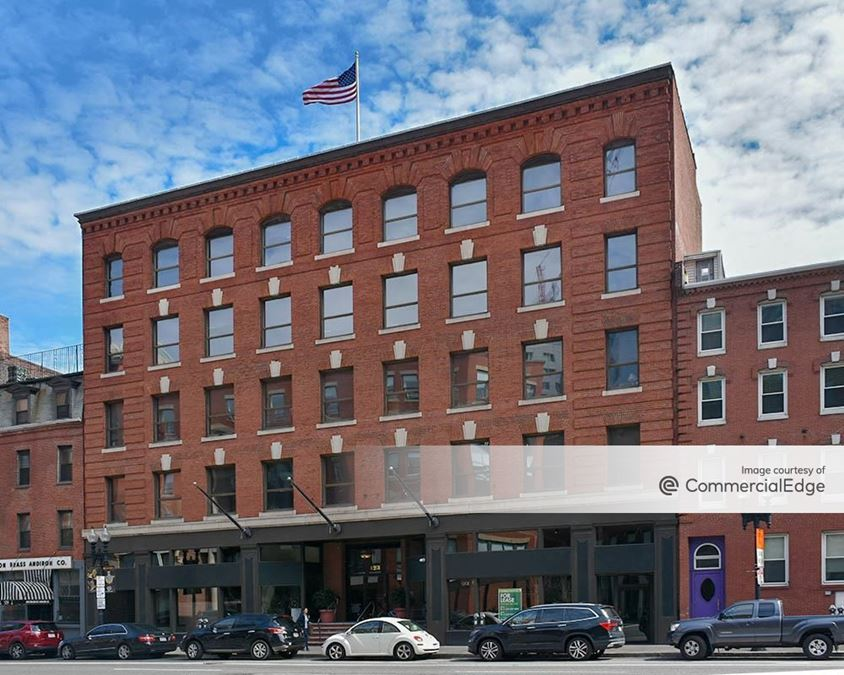 119-127 North Washington Street