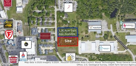 1.36 Acres of Land in Tomball - Tomball