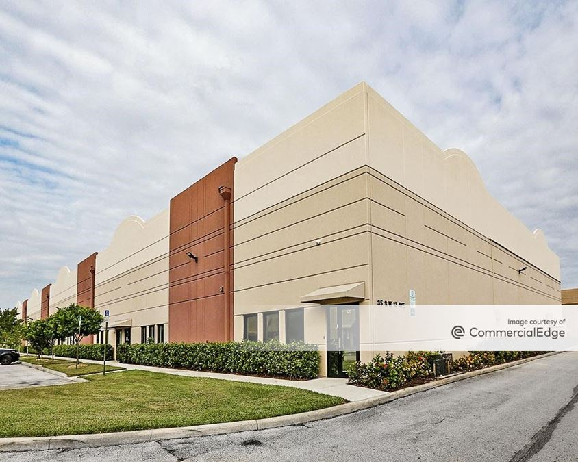 Dania Distribution Center