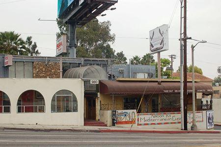 980 N La Cienega - Los Angeles