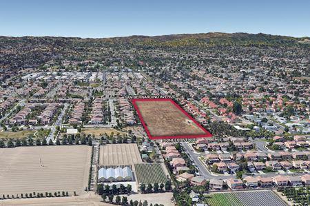 E. San Bernardino Avenue - Redlands