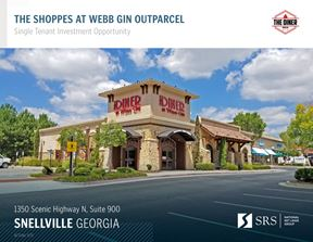 Snellville, GA - The Diner - Snellville