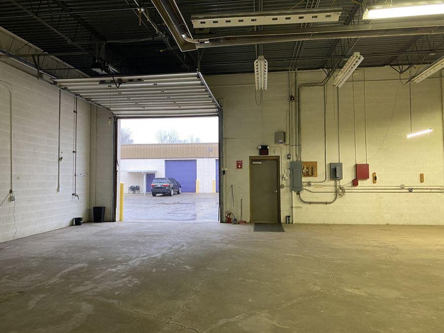 Ann Arbor Flex Space for Lease